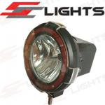 9'' HID SPOT LIGHT RED HID OFFROAD XENON WORKLIGHT-H3