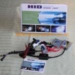 2013 new car accessory for auto hid xenon conversion kit h7 35w 6000k 2700lm-H7