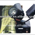 M-2007 Three Heads Stainless Search Light With Large Power ,xenon lamp and competitive price-M-2007