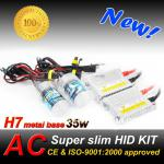 2012 new HID kit H7-DM H7-35w-super slim