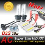 D2S Xenon HID Kit-DM D2S-35w-super slim