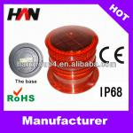 Solar powered led marine navigation light (For Ships,Barges,Yacht,Buoys,Tugboat,towboat,tug)-HAN301 HAN302