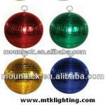 Rotating party disco ball lights-party spining lights- disco mirror ball lights-MB-050