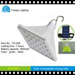 HOT SALE Emergency Solar LED Light with Competitive Price-YD-006