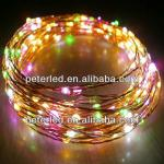 Flash,fade and dance functions color change christmas & wedding decoration LED battery string light-Aurora-TXDC