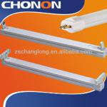 High quality LED tube light with iron end cap-MZJ-Y017258F