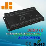 2014 Top Sell DMX decoder,DMX LED Flame Light,led rgb dmx decoder DE8012(OEM Available)-DE8012(OEM Available)