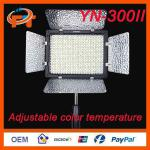 Yongnuo YN-300II 300pcs professional camera light led Dimming Video Light for SLR Camera-YN-300II