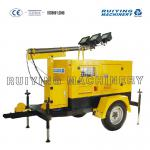 Moveable Light Tower (Trailer Light Tower, Mobile Light Tower)-RY10-4-1000