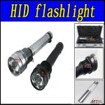 HID searchlight /handheld light,65W 7800mAh-L-65WHID-18