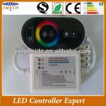 DC12V wireless touching RGB controller 12v magic lighting remote controller-JM-TL00-5K