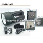 3000m Long Range 2000LM Portable Hid Hunting Searchlight-SY-SL-1003