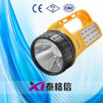 1W+12LED Multifunction searchlight led rechargeable searchlight-TGX-3051