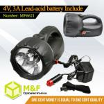 3*0.5W LED Rechargeable Handheld Marine Spotlight Also Can Be Used For Camping-handheld marine spotlight(MF6621)