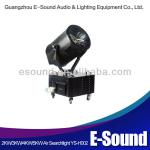 High power 2KW/3KW/4KW/5KW outdoor sky searchlight-YS-H002