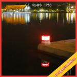 safety solar flashing warning light ip68-OL201