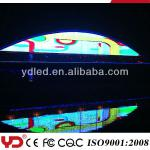 YD IP68 waterproof colorful module led display letters-YD-DGC-40