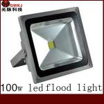 90lm/w 100 watt led flood light sale from GMKJ-GDH-TG100W-01