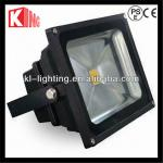 10w 20w 50w led floodlight meanwell driver CE ROHS-KL-FL-50W
