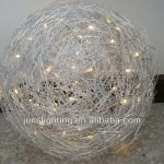 outdoor christimas led alumimiun mesh ball-70311