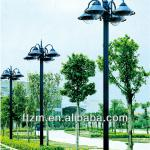 Decorative garden light cast aluminum street light pole-FTTY-0057