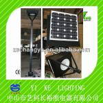 new style IP65 3.5m 15w garden solar light with high lumen-YK-SGL-001
