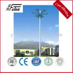 30m high mast lighting pole-450W