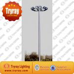Hot Selling Stainless High Mast Lamp System/ High Pole Lighting Manufacturer-CY-GGD-57