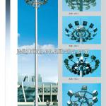 30m high mast lighting pole-BDHML0124