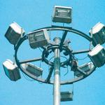 outdoor lighting 18m, 20m, 25m, 30m, 35m-30M HIGH MAST LIGHTING