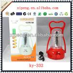 LED rechargeable hurricane lamp-Ky-332