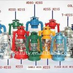Different designs of LED and kerosene hurricane lantern-EB-HL12