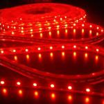 3528 Non-Waterproof 5M RED SMD Flexible Strip Lights 60Leds/M 12V-SMD3528-60LEDS