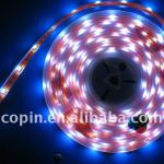 led flexible neon light 24v blue-led strip