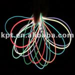 colorful el wire for decoration,advertisement neon light-S5.0