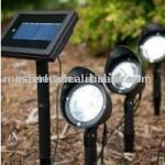 1W led lawn lamps--light-dependent control,rechargeable battery,solar charge-MSL05-02E1