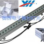 wash light dmx ip65 led wall washer 24*3W RGB 3-in-1 Waterproof Outdoor DMX Linear Led Wall Washer-YH401