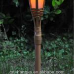 HJ-8536 solar bamboo light-HJ-8536