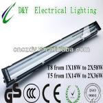 LED Tunnel lamp fluorescent lamp from 1x8w to 2x70w-DY-6236LU