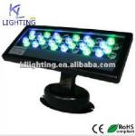 High Power Square Flood Light RGB 36W IP65 LED Wall Washer Light With DMX Control-KLWW-036A-1240