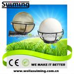 Lamp holder with globe lamp for globe street lamp#SM1000-SM1000