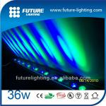 factory price 36x1W color changing DC24V aluminum housing IP65 RGB recessed outdoor led strip wall washer light-FL-WWL36*1FD2