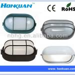 Aluminum 100W/60W IP54 E27 outdoor Bulkhead Light (CE RoHS)-HGFC-T