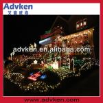 2013 holiday living christmas lights 200led color change-ADVK-SL100