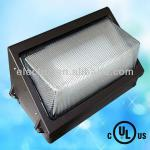 UL cUL 65w led wall pack 5 year warranty E351676-WEB65
