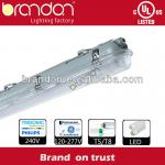 t8 fluorescent waterproof light fixtures ip65-MX482A