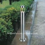 SS128-650 stainless steel 3w led garden pillar light ip65-SS128-650