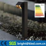 Outdoor square bollard light-C-13