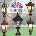Specialize in Post Light for Garden and Main Gate Lights (DH-2023)-DH-2023