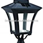 LED Solar garden light (E-1413F)-E-1413P